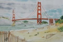 Golden Gate-SF