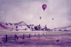 Balloons Rise-Morgan Hill